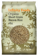 Organic Brown Rice Short Grain