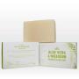 Aloe Vera & Wheatgerm Soap
