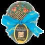 Organic Large Easter Egg - Almond & Sea Salt Caramel