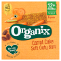Organic Goodies Carrot Cake Cereal Bars
