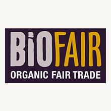BioFair  gluten free  Fair trade