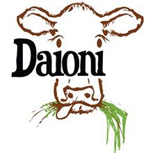 Daioni organic ambient semiskimmed dairy milk