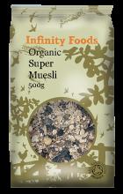 Organic Super Muesli