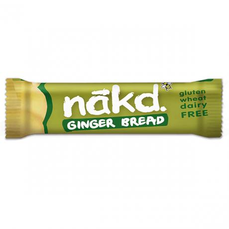 Ginger Bread Raw Wholefood Bar