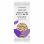 Organic Wholegrain Rice Cakes - Buckwheat & Quinoa