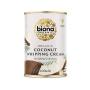 Organic Coconut Whipping Cream