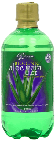 Biogenic Aloe Vera Juice 99.7% - small