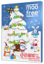 Organic Advent Calendar - alternative to milk chocolate