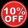 10% July Aug