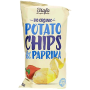 Organic Paprika Crisps