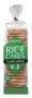 Tamari Garlic Rice Cakes