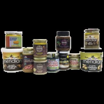 Nut Butter, Pâté, Spreads & Jam