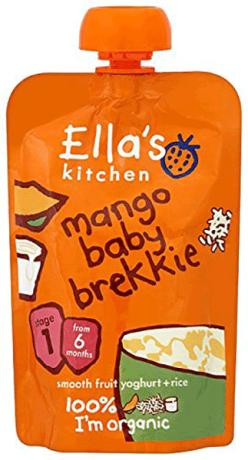 Organic Mango Baby Brekkie
