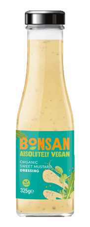 Organic Sweet Mustard Dressing