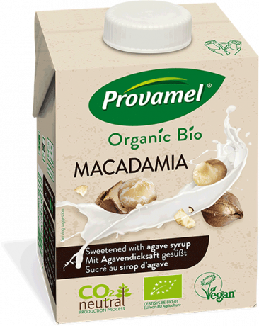 Organic Macadamia Drink - sweetened