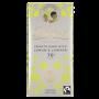 Lemon & Juniper Dark Chocolate - 70%