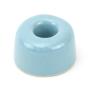 Blue Toothbrush Holder - Ceramic