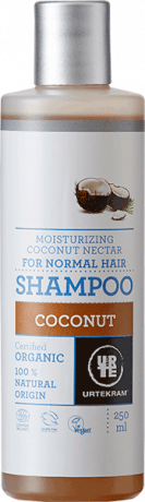 Organic Shampoo - Coconut - normal hair