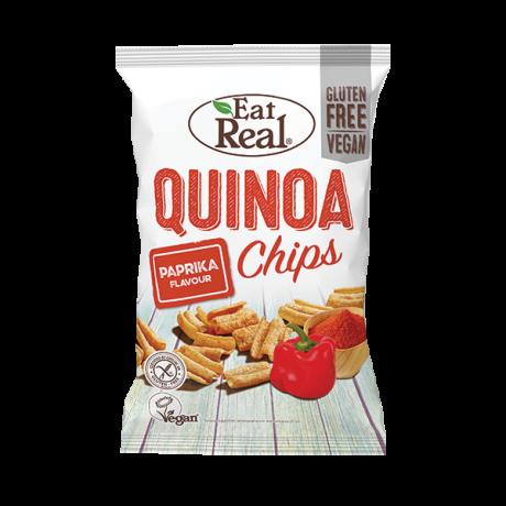 Paprika Quinoa Chips - small