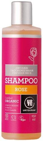 Organic Shampoo - Rose - dry hair