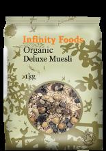 Organic Deluxe Muesli