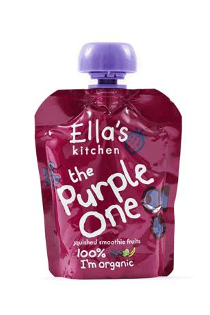 Organic The Purple One - Smoothie Fruit - singles