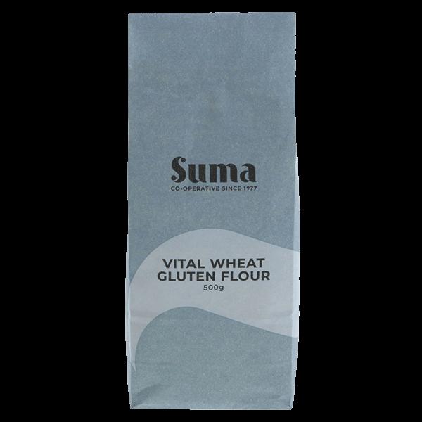 Vital Wheat Gluten Flour : Infinity Foods Wholesale