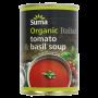 Organic Italian Tomato & Basil Soup