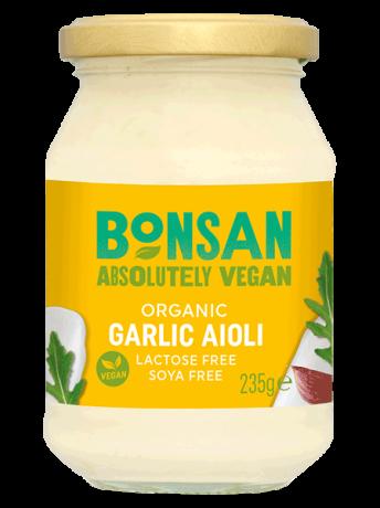 Organic Garlic Aioli