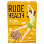 Honey Puffed Oats - gluten-free