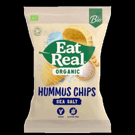Organic Hummus Chips Salted
