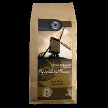 Organic Soya Flour (3072 6x250g)