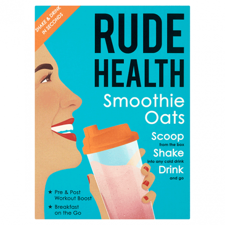 Smoothie Oats