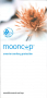 Mooncup point of sale leaflet available free of charge - ple