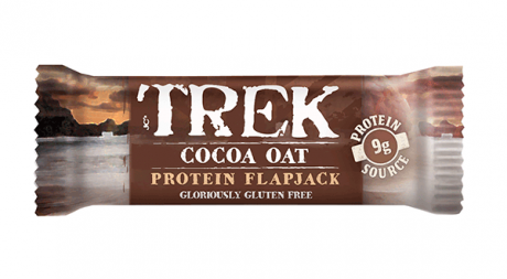 Cocoa Oat Protein Flapjack
