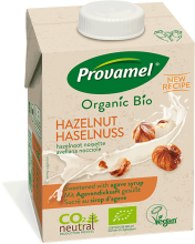 Organic Hazelnut Drink - sweetened