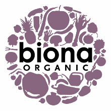 Biona coated fruit & nuts & treats