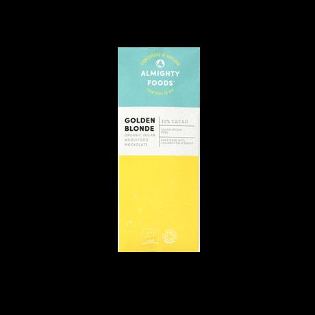 Organic Golden Blonde Mockolate