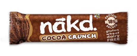Cocoa Protein Crunch