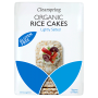Organic Rice Cakes Salted