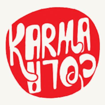 Karma Cola FairTrade glass