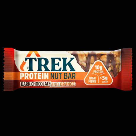 Dark Choc & Orange Protein Nut Bar - New!