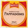 Pappadums - Plain