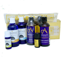 Aromatherapy, Candles & Incense