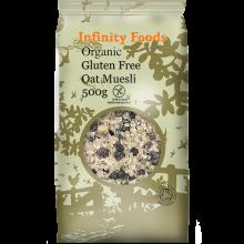 Organic Oat Muesli - gluten-free