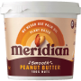 Bulk Peanut Butter Smooth 100% - plastic