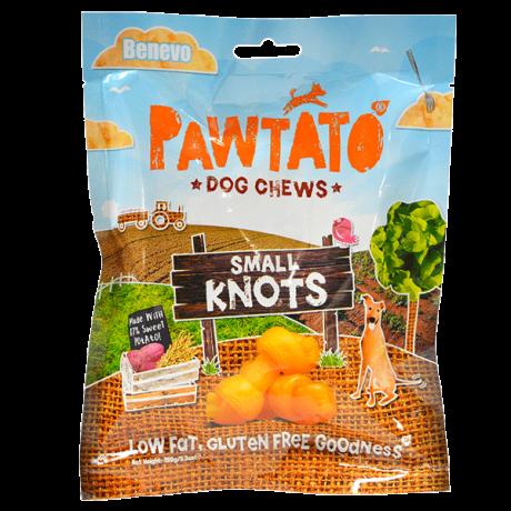 Pawtato Knots - small