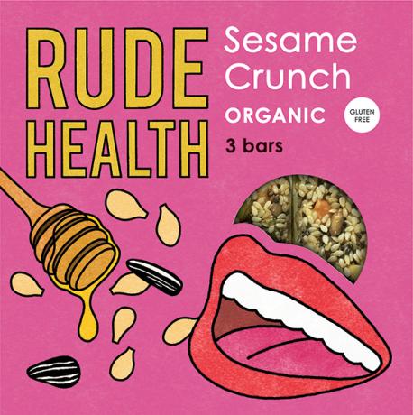 Organic Sesame Crunch Bar Multipack