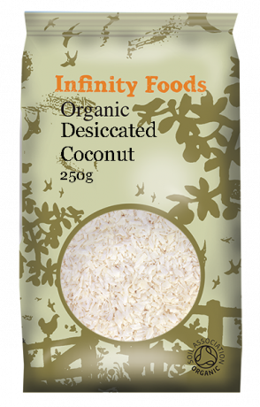 Organic Coconut Desiccated