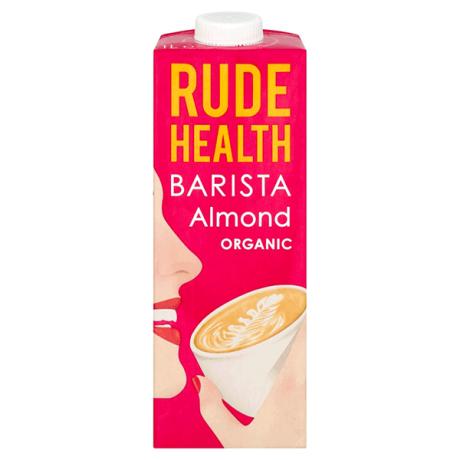 Organic Barista Almond - New!